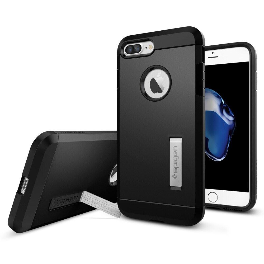 Чехол Spigen Tough Armor Black для iPhone 7 Plus/8 Plus