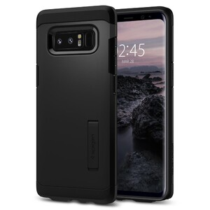 Купить Чехол Spigen Tough Armor Black для Samsung Galaxy Note 8