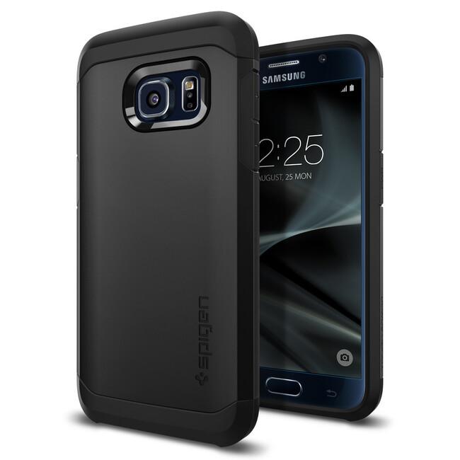 Чехол Spigen Tough Armor Black для Samsung Galaxy S7