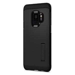 Купить Противоударный чехол Spigen Tough Armor Black для Samsung Galaxy S9