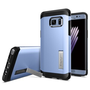 Купить Чехол Spigen Tough Armor Blue Coral для Samsung Galaxy Note 7