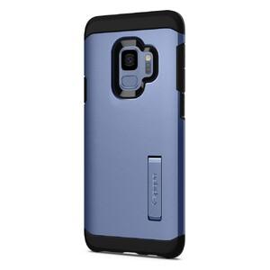 Купить Противоударный чехол Spigen Tough Armor Coral Blue для Samsung Galaxy S9