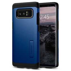 Купить Чехол Spigen Tough Armor Deep Sea Blue для Samsung Galaxy Note 8