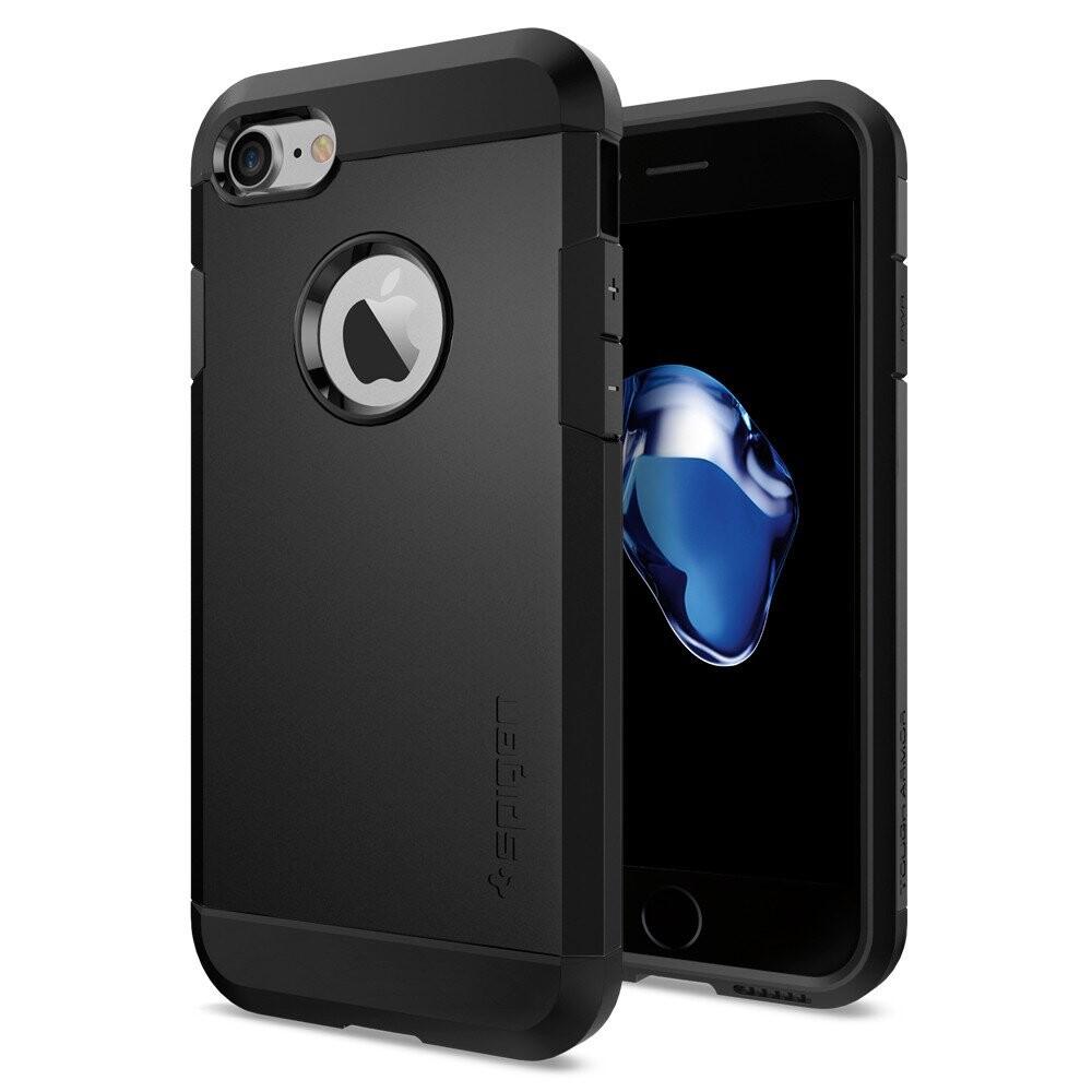 Чехол Spigen Tough Armor Black для iPhone 7