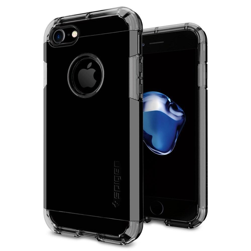 Чехол Spigen Tough Armor Jet Black для iPhone 7/8