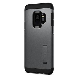 Купить Противоударный чехол Spigen Tough Armor Graphite Gray для Samsung Galaxy S9