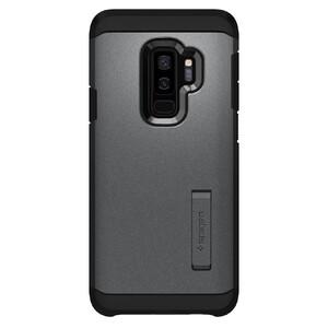 Купить Противоударный чехол Spigen Tough Armor Graphite Gray для Samsung Galaxy S9 Plus
