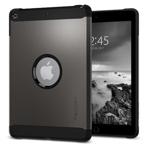 "Купить Чехол Spigen Tough Armor Gunmetal для iPad 9.7"" (2017)/Air"