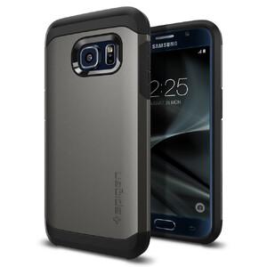 Купить Чехол Spigen Tough Armor Gunmetal для Samsung Galaxy S7