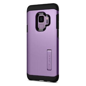 Купить Противоударный чехол Spigen Tough Armor Lilac Purple для Samsung Galaxy S9