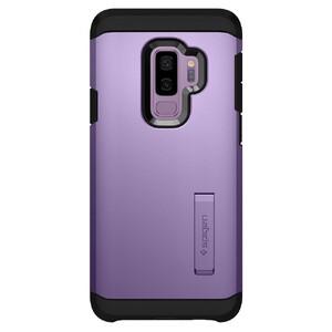 Купить Противоударный чехол Spigen Tough Armor Lilac Purple для Samsung Galaxy S9 Plus