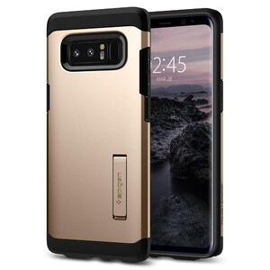 Купить Чехол Spigen Tough Armor Maple Gold для Samsung Galaxy Note 8