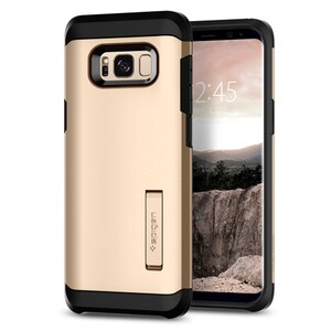 Купить Чехол Spigen Tough Armor Gold Maple для Samsung Galaxy S8