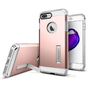 Купить Чехол Spigen Tough Armor Rose Gold для iPhone 7 Plus