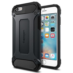 Купить Чехол Spigen Tough Armor Tech Metal Slate для iPhone 6/6s