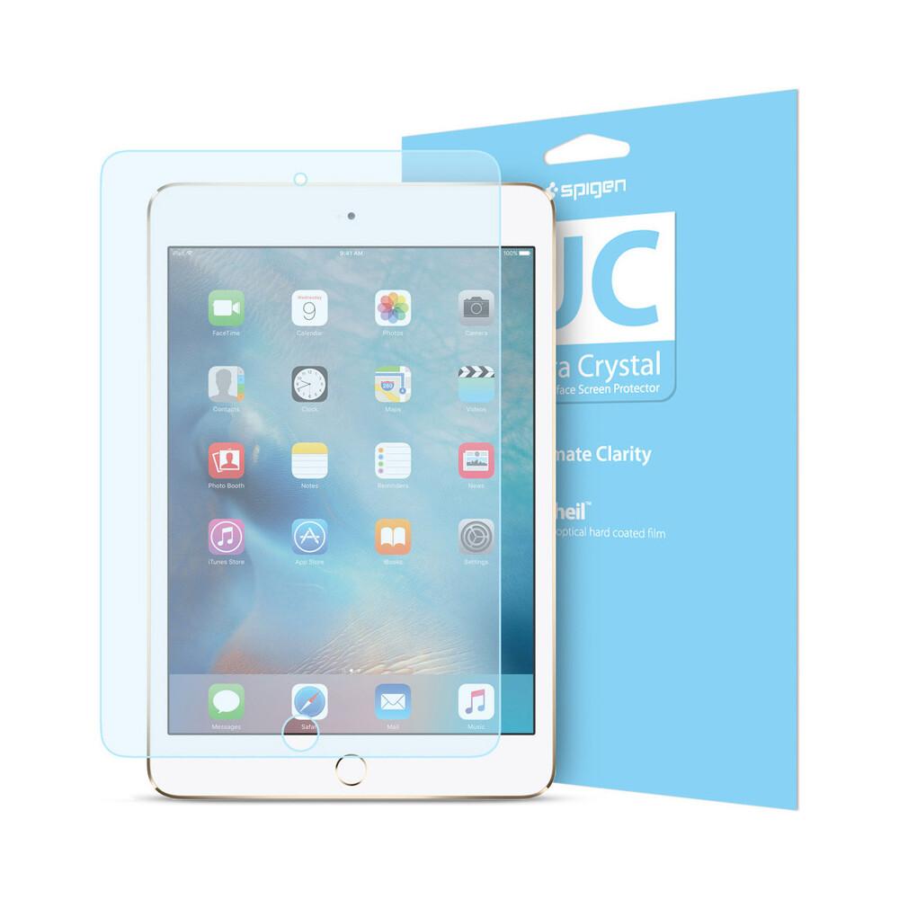 Защитная пленка Spigen Ultra Crystal для iPad mini 4