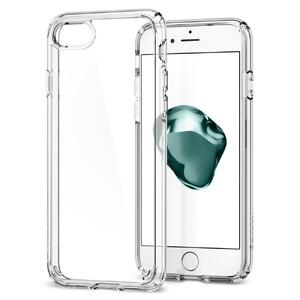 Купить Чехол Spigen Ultra Hybrid 2 Crystal Clear для iPhone 7/8