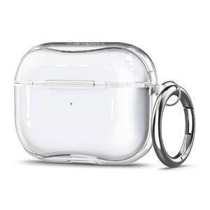 Купить Чехол с карабином Spigen Ultra Hybrid Crystal Clear для AirPods Pro