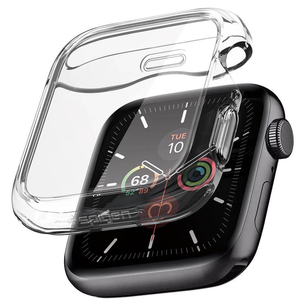 Купить Защитный чехол Spigen Ultra Hybrid для Apple Watch SE | 6 | 5 | 4 44mm