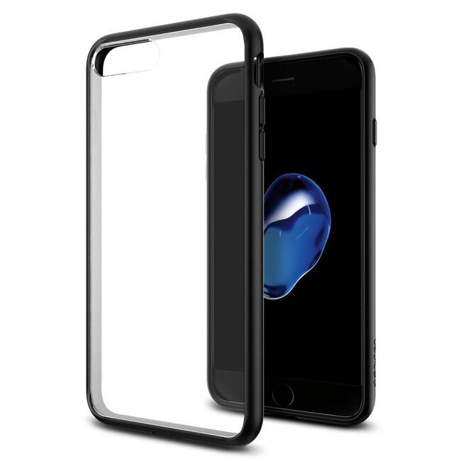 Чехол Spigen Ultra Hybrid Black для iPhone 7 Plus