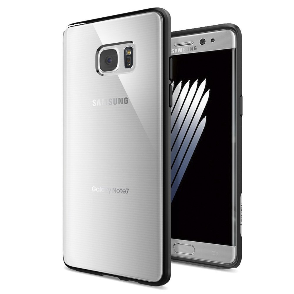 Купить Чехол Spigen Ultra Hybrid Black для Samsung Galaxy Note 7