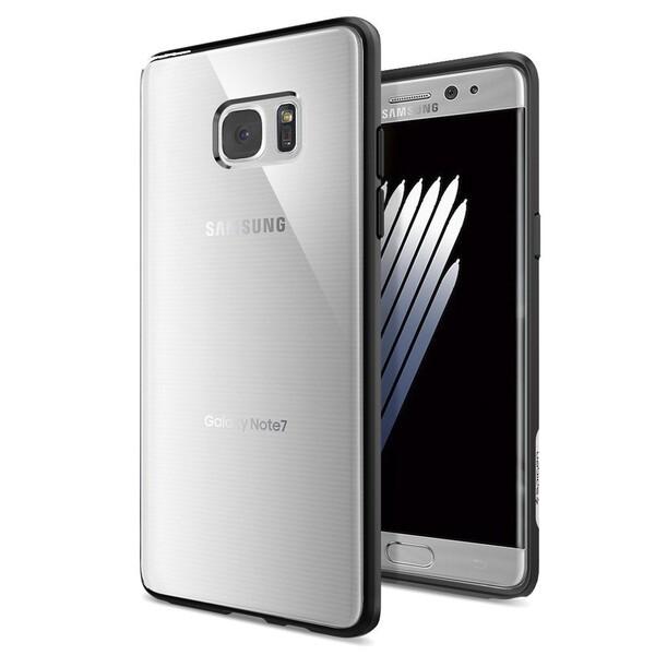 Чехол Spigen Ultra Hybrid Black для Samsung Galaxy Note 7