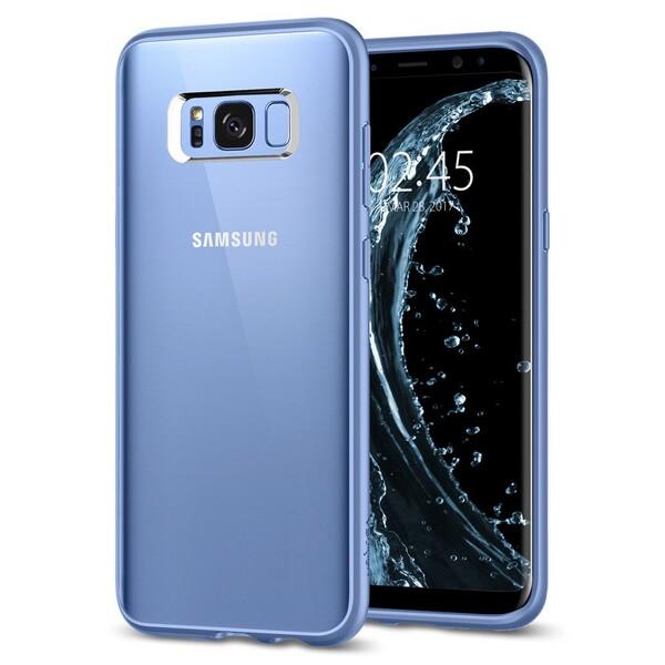 Чехол Spigen Ultra Hybrid Blue Coral для Samsung Galaxy S8 Plus