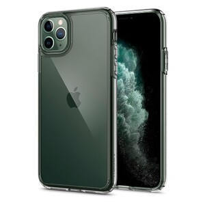 Купить Чехол Spigen Ultra Hybrid Crystal Clear для iPhone 11 Pro