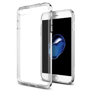 Купить Чехол Spigen Ultra Hybrid Crystal Clear для iPhone 7 Plus