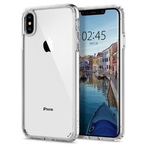 Купить Чехол Spigen Ultra Hybrid Crystal Clear для iPhone XS Max