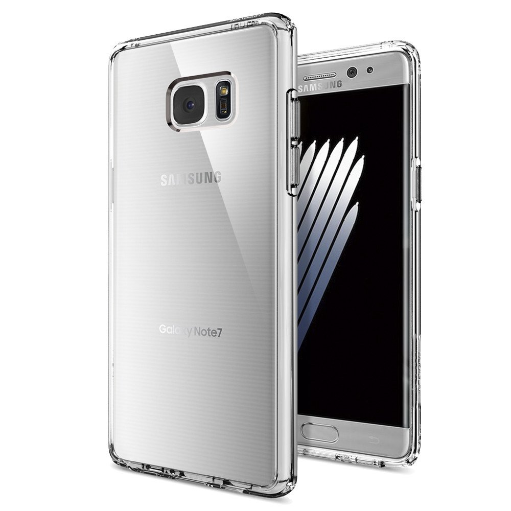 Купить Чехол Spigen Ultra Hybrid Crystal Clear для Samsung Galaxy Note 7