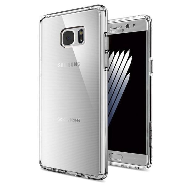 Чехол Spigen Ultra Hybrid Crystal Clear для Samsung Galaxy Note 7