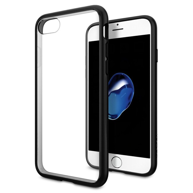 Чехол Spigen Ultra Hybrid Black для iPhone 7