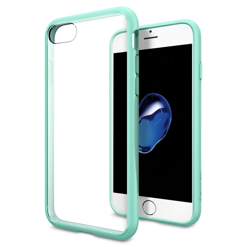 Чехол Spigen Ultra Hybrid Mint для iPhone 7/8