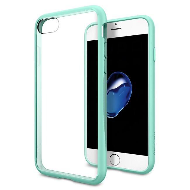 Чехол Spigen Ultra Hybrid Mint для iPhone 7