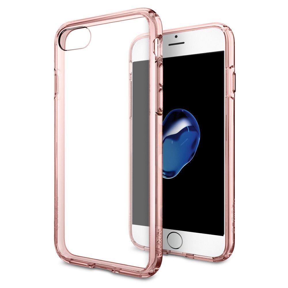 Купить Чехол Spigen Ultra Hybrid Rose Crystal для iPhone 7 | 8 | SE 2020
