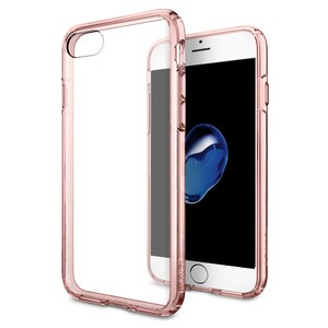Купить Чехол Spigen Ultra Hybrid Rose Crystal для iPhone 7/8