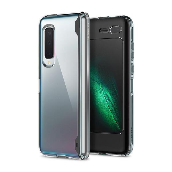 Чехол Spigen Ultra Hybrid Crystal Clear для Samsung Galaxy Fold