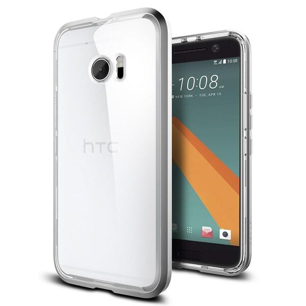 Чехол Spigen Ultra Hybrid Crystal Clear для HTC 10