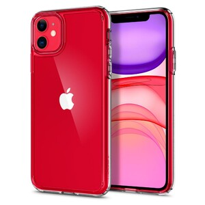 Купить Чехол Spigen Ultra Hybrid Crystal Сlear для iPhone 11