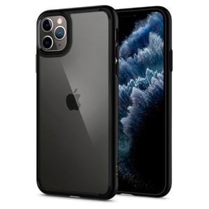 Купить Чехол Spigen Ultra Hybrid Matte Black для iPhone 11 Pro Max