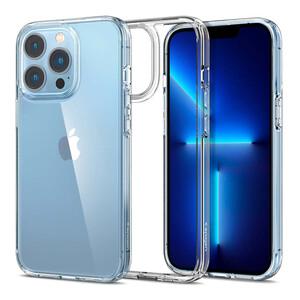 Прозрачный защитный чехол Spigen Ultra Hybrid Crystal Clear для iPhone 13 Pro