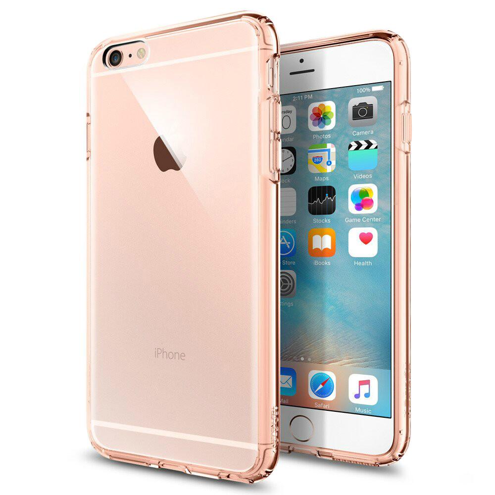 Чехол Spigen Ultra Hybrid Rose Crystal для iPhone 6 Plus/6s Plus