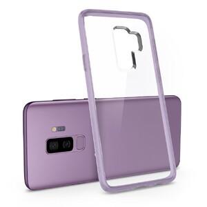 Купить Чехол Spigen Ultra Hybrid Lilac Purple для Samsung Galaxy S9
