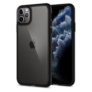 Купить Чехол Spigen Ultra Hybrid Matte Black для iPhone 11 Pro