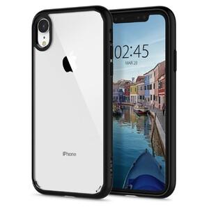 Купить Чехол Spigen Ultra Hybrid Matte Black для iPhone XR
