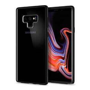 Купить Чехол Spigen Ultra Hybrid Matte Black для Samsung Galaxy Note 9