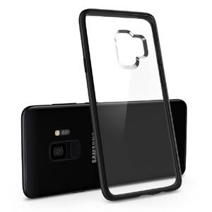 Купить Чехол Spigen Ultra Hybrid Matte Black для Samsung Galaxy S9
