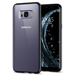 Купить Чехол Spigen Ultra Hybrid Midnight Black для Samsung Galaxy S8
