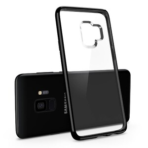 Купить Чехол Spigen Ultra Hybrid Midnight Black для Samsung Galaxy S9